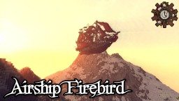 Steampunk Ship - Firebird Minecraft Project