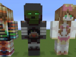 Statue of Cyprezz Minecraft