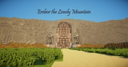 Minecraft Project - Erebor - The Lonely Mountain Minecraft