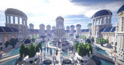 Castellum Romanorum-[Fantasy Roman spawn] Minecraft Project