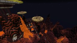 Mustafar HungerGames Minecraft Map & Project