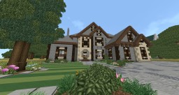 Traditional Home | WOK | Minecraft Map & Project