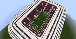 Minecraft Stadium - Camp Nou Minecraft