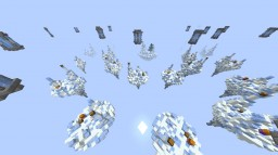 SkyWars Map - Ice Crazy [Free Download] Minecraft
