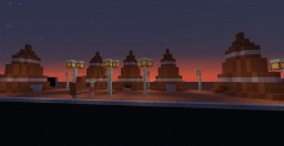 Disney's CARS: Radiator Springs Minecraft