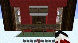 Christmas witch Minecraft Map & Project