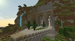 Dwarven Stronghold Minecraft Map & Project
