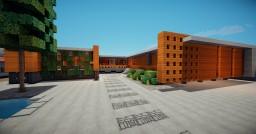 Zenn House | Modern Concept Home Minecraft Map & Project