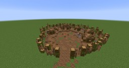 Small Goblin village Minecraft Map & Project