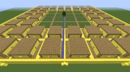 Gold Village Minecraft Map & Project