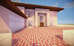 GTAV Inspired Mansion Minecraft Map & Project