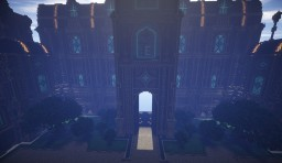 Caelum Palace - Spawn [With download] Minecraft Project