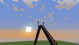 Ol' Death Trap Roller coaster BETA Minecraft