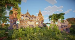 Medieval Castle | Faction Spawn Minecraft Map & Project
