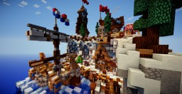 Nordic Plot 35x35 on Vadact Creative Server Minecraft Map & Project