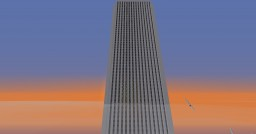 Aon Center Minecraft Map & Project
