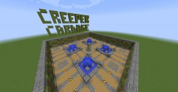 Creeper Carnage Minecraft Map & Project