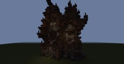 Roof Point Minecraft Map & Project