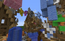 The Port-City of Ghondora Minecraft Map & Project