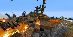 Wasteland plot || 32x32 Plotbuild || By Kristof_ Minecraft Map & Project