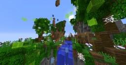 Jungle plot || 32x32 Plotbuild || By Kristof_ Minecraft Map & Project