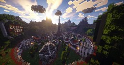 AWESOME Minecraft hub by TheRoyalPixels [Free Download] Minecraft