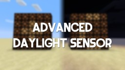 Advanced Daylight Sensor