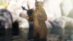 Norbert - The Bear Minecraft