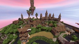 BebopVox' Medieval Build Contest [10th Place] Minecraft