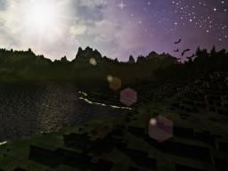 Seaside 3k x 3k Fantasy Map Minecraft Project