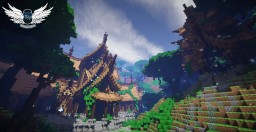 A thai themed PVP map o_0 Minecraft