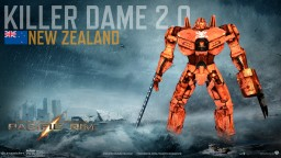 Pacific Rim Custom Jaeger: Killer Dame 2.0 Minecraft Blog