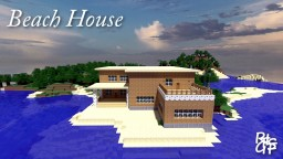 Beach House Survival Map [1.8.x] Minecraft Project