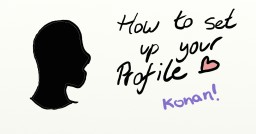 How to be set up your profile! Minecraft Blog