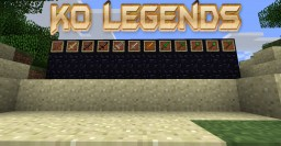 [Forge 1.7.2] KO Legends Mod - More Swords, Tools, Mobs and More! v1.0.5 Minecraft