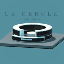 Le Cercle building Minecraft Map & Project