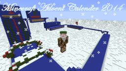 Total Wipeout Course - Advent Calendar 2014 Minecraft Map & Project