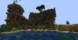 The Insular Acres Minecraft Map & Project