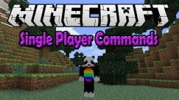 How To Install Single Player Commands 1.7.10