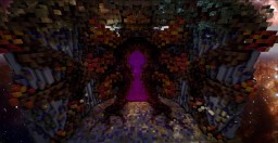 Natural Inferno Portal Minecraft Map & Project