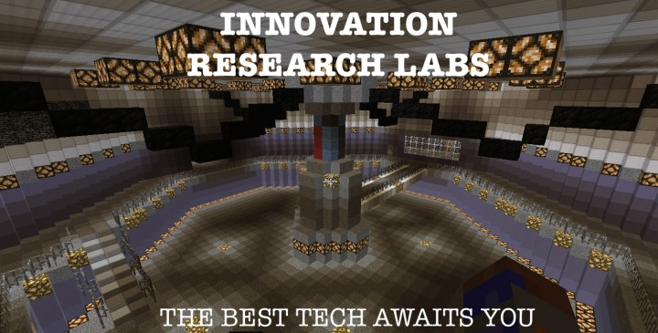 innovation research labs releasing soon minecraft project