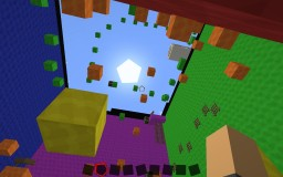 Rubix Cube Parkour 1.8 or Higher