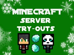 New Server looking for Staff/builders!