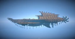 Deflictus, The Ethereal Airship Minecraft Map & Project
