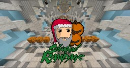 Snowman Rampage - Christmas Minigame Minecraft Project