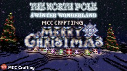 The North Pole, A Winter Wonderland, Minecraft PS3 Christmas World. V1(2014) PS3/PS4/CONSOLE Minecraft