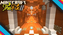 TheFix II - Minecraft 1.8 Puzzle Map Minecraft Project