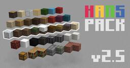 Hans-Pack - Version 2.5 Minecraft Texture Pack