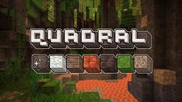 Quadral {1.17} Minecraft Texture Pack