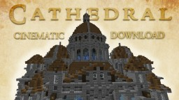 "Cathedral ""St. Edgar"" - Medieval Projects Minecraft Map & Project"